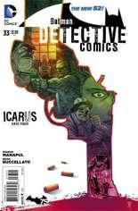 Detective Comics (2011-2016) #33 Variant A