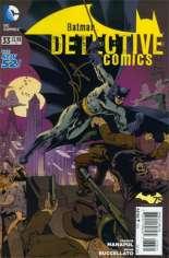 Detective Comics (2011-2016) #33 Variant C: Batman 75th Anniversary Cover