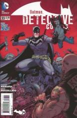 Detective Comics (2011-2016) #33 Variant B