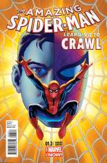 Amazing Spider-Man (2014-2015) #1.3 Variant B: Incentive Cover