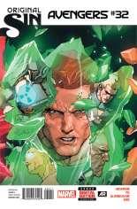 Avengers (2012-2015) #32 Variant A