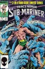 Prince Namor, the Sub-Mariner (1984) #3 Variant B: Direct Edition