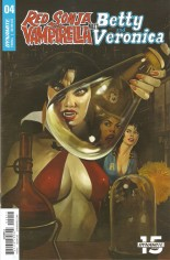 Red Sonja and Vampirella Meet Betty and Veronica #4 Variant A