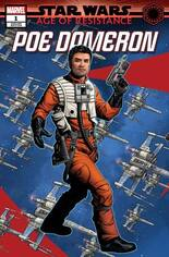 Star Wars: Age of Resistance - Poe Dameron #1 Variant B: Puzzle Piece Variant