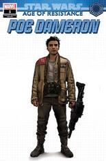 Star Wars: Age of Resistance - Poe Dameron #1 Variant E: Concept Variant