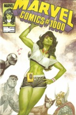 Marvel Comics (2019) #1000 Variant F: 1980s Variant