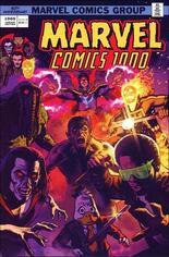 Marvel Comics (2019) #1000 Variant E: 1970s Variant