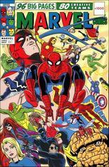 Marvel Comics (2019) #1000 Variant D: 1960s Variant