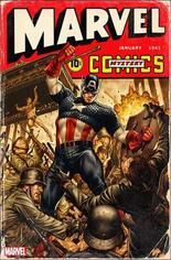 Marvel Comics (2019) #1000 Variant C: 1940s Variant