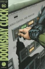 Doomsday Clock #11 Variant A