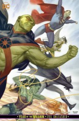 Justice League (2018-2021) #31 Variant B