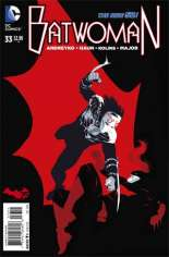 Batwoman (2011-2015) #33 Variant A