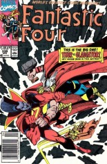 Fantastic Four (1961-1996) #339 Variant A: Newsstand Edition
