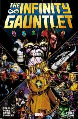 Infinity Gauntlet Omnibus (2014) #HC Variant A