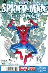Superior Spider-Man (2013-2014) #31 Variant G: 2nd Printing