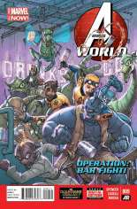 Avengers World (2014-2015) #9