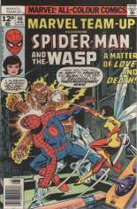 Marvel Team-Up (1972-1985) #60 Variant C: UK Edition