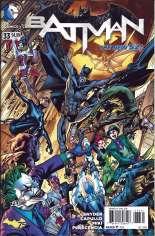 Batman (2011-2016) #33 Variant D: Batman 75th Anniversary Cover