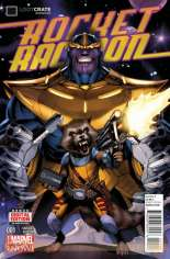Rocket Raccoon (2014-2015) #1 Variant H: Loot Crate Exclusive