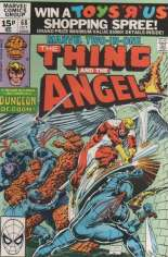 Marvel Two-In-One (1974-1983) #68 Variant C: UK Edition
