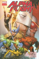 Alpha Flight (2011-2012) #HC Vol 1