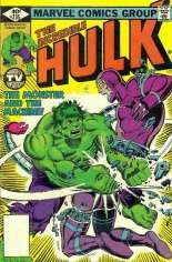 Incredible Hulk (1968-1999) #235 Variant B: Whitman Variant