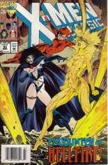 X-Men Classic (1990-1995) #93 Variant A: Newsstand Edition
