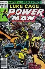 Power Man (1974-1978) #42 Variant B: UK Edition