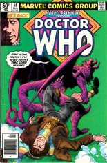 Marvel Premiere (1972-1981) #58 Variant A: Newsstand Edition