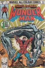 Marvel Premiere (1972-1981) #55 Variant C: UK Edition