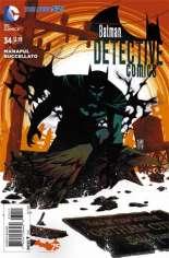 Detective Comics (2011-2016) #34 Variant A