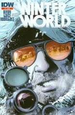 Winterworld (2014-2015) #1 Variant C: 2nd Printing