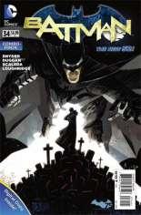 Batman (2011-2016) #34 Variant E: Combo Pack; Polybagged