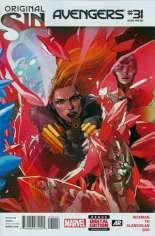 Avengers (2012-2015) #31 Variant B: 2nd Printing