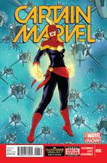 Captain Marvel (2014-2016) #6