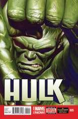 Hulk (2014-2015) #5 Variant A