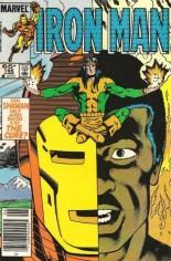 Iron Man (1968-1996) #195 Variant A: Newsstand Edition