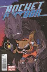 Rocket Raccoon (2014-2015) #1 Variant J: SDCC Exclusive