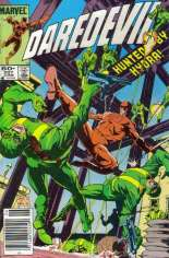 Daredevil (1964-1998) #207 Variant A: Newsstand Edition