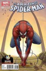 Amazing Spider-Man (2014-2015) #1 Variant ZU: Wizard World Atlanta Exclusive