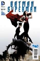 Batman/Superman (2013-2016) #13 Variant A