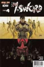 7th Sword (2014-2015) #4