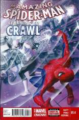 Amazing Spider-Man (2014-2015) #1.4 Variant A