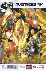 Avengers (2012-2015) #34 Variant A
