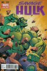 Savage Hulk (2014-2015) #3 Variant B: Incentive Cover