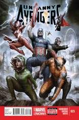 Uncanny Avengers (2012-2014) #23 Variant A