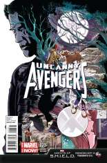 Uncanny Avengers (2012-2014) #23 Variant B: Incentive Cover