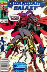Guardians of the Galaxy (1990-1995) #2 Variant A: Newsstand Edition