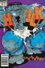 Incredible Hulk (1968-1999) #345 Variant A: Newsstand Edition