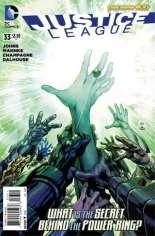 Justice League (2011-2016) #33 Variant A